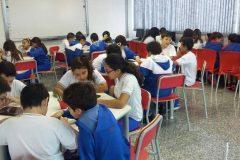 Aulas de Português no IEP